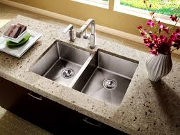 Kitchen Sink Faucet Combo Stainless Steel Undermount Double Bowl Kitchen Sink Kitchen