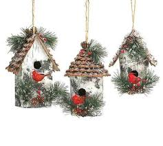 birdhouses bird feeder gifts festive bird