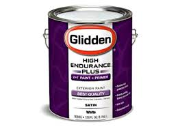 glidden high endurance plus exterior walmart paint consumer