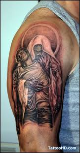 jesus on cross tattoos for men tattoo designs of jesus on a