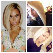 black at root of hair ombre blonde short bob hair lace front wig black root to 613
