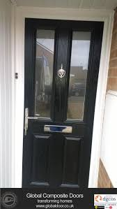 Pictures Of Door Stops by Best 25 Black Composite Door Ideas On Pinterest Black Composite