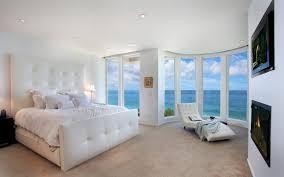 bedroom design sleek modern bedroom with white queen size bed