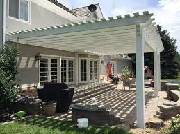 Attached Pergola Kits by Wow
