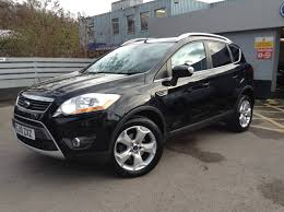 ford ford kuga 2 0 tdci titanium 5dr in panther black 2010 now