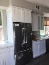 kitchen cabinet trim styles crown molding on shaker style cabinets