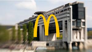 siege mcdonald le copieux redressement fiscal de mcdonald s