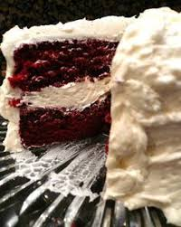 red velvet layer cake from scratch cake recipes pinterest