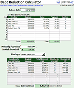 Excel Mortgage Calculator Template Free Home Mortgage Calculator For Excel