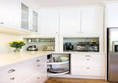 Beautiful Small Cabinets For Kitchen Small Kitchen Cabinet Plan - Lazy susan kitchen cabinet plans