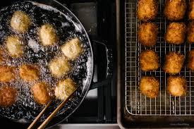deep fried thanksgiving turkey thanksgiving croquettes i am a food blog i am a food blog