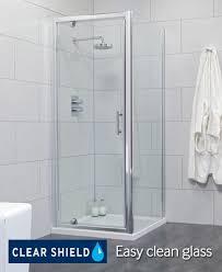 Pivot Shower Door 900mm City 900 Pivot Shower Enclosure City Range All Shower Door