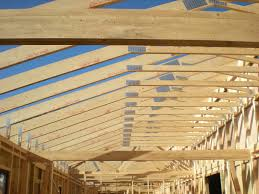 timber roof trusses trussed rafters northern ireland hawthorne