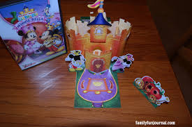 mickey mouse clubhouse minnie rella family fun journal