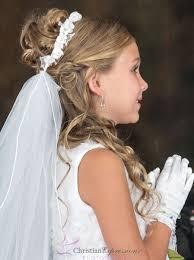 holy communion veils communion wreath veil with satin flowers