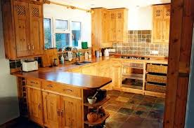 pine kitchen furniture reclaimed pine kitchens