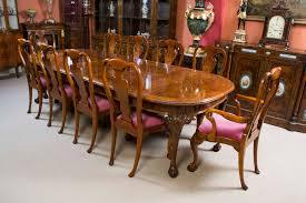 dining room antique walnut dining room set antique walnut dining