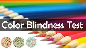 Chromosome Color Blindness Color Blindness Test Youtube