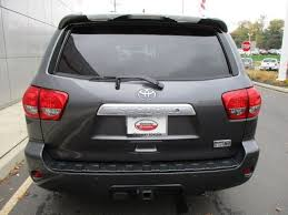 toyota sequoia 2017 toyota sequoia limited 4wd at gateway toyota serving toms
