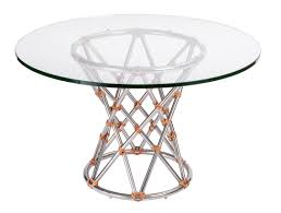 Pedestal Table Bases Timeless Classy Glass Pedestal Table U2013 House Photos