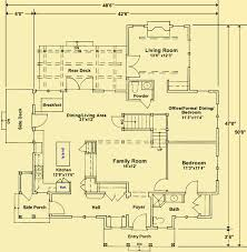 Main Level Floor Plans Cape Cod Style House Plans For A 2 Story 3 Bedroom Cottage