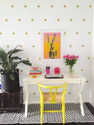 honey and fizz polka dot wall stickers to pop up the wall stickers you will need