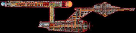 starship kruger technical details pinterest trek