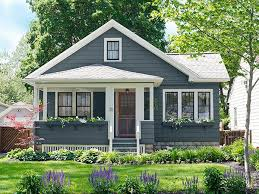 a 1930 craftsman house transformed pony wall craftsman and porch