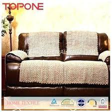 slipcovers for leather sofas recliner slip covers jayhaze org