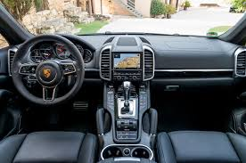 2015 porsche cayenne reviews and rating motor trend