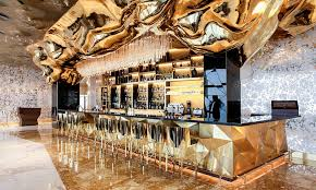 Interior Of Burj Al Arab Inside Burj Al Arab New Bar Gold On 27