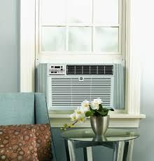 aem10at ge 115 volt electronic room air conditioner gray