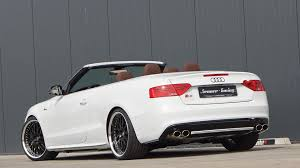 convertible audi white audi s5 3 0 tfsi convertible prepared by senner tuning