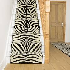 Zebra Runner Rug Zebra Print Carpet Runner Rugs Inspiring