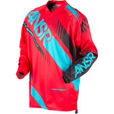 youth motocross jerseys answer 2017 kids mx new syncron red teal jersey pants youth