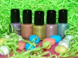 custom easter eggs mini easter eggs holo custom holographic pastel easter nail
