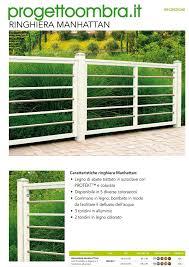 ringhiera in legno per giardino staccionate recinzioni in legno per giardini e terrazzi