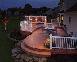 Patio Lighting Options Columbus Outdoor Lighting Options For Entertaining In Your Outdoor