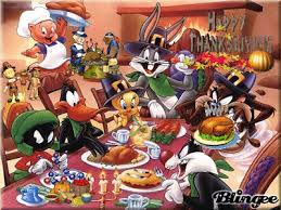 looney tune thanksgiving picture 126602849 blingee