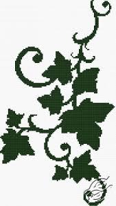free patterns ornaments grape vine gvello stitch