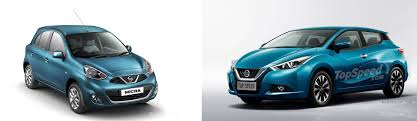 nissan india nissan micra new vs old news gallery top speed india
