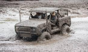 mudding four wheelers home mud fest hillman mn