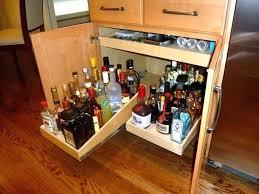 creative liquor cabinet ideas small liquor cabinet lagocalima club