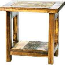 living room end table ideas end table ideas rustic living room tables elegant for bridal shower