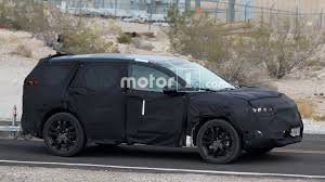 acura minivan acura spied testing third gen rdx crossover