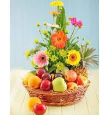 fruits and blooms basket same day fruit basket delivery in india fresh fruits delivered online