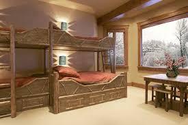 Solid Wood Bunk Beds Uk Solid Wood Bunk Beds Bedroom Furniture Bunk Beds Rustic