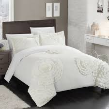 buy ruffle duvet cover from bed bath u0026 beyond