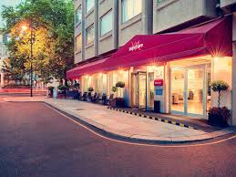 mercure london kensington comfortable hotel in london