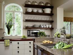 kitchen shelving ideas wooden cabinet double bowl sink wood